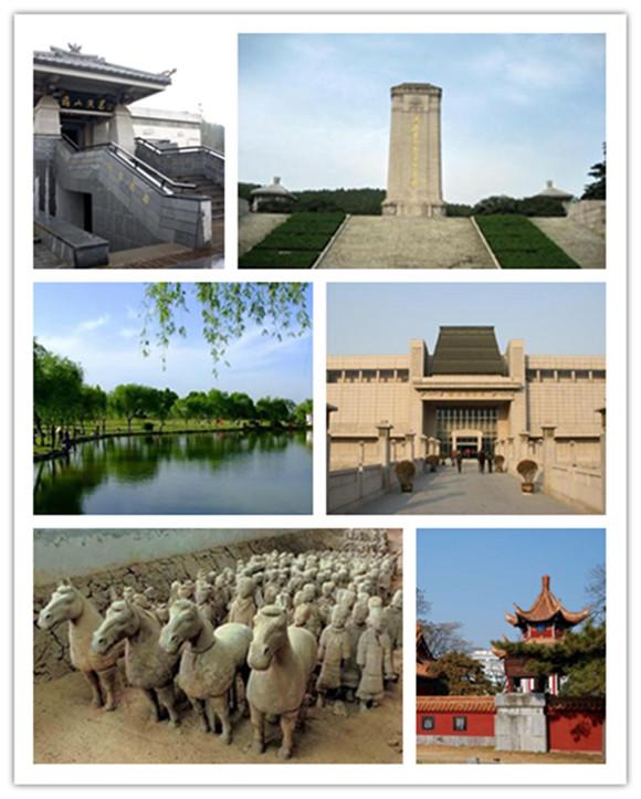 徐州会议考察参观旅游景点推荐