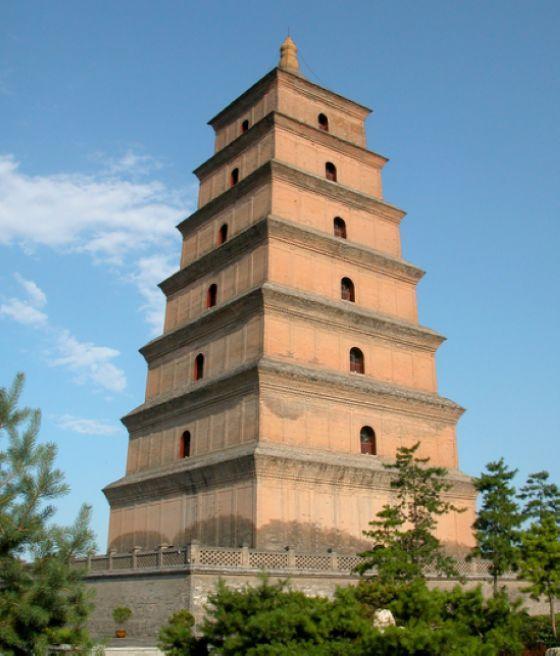 大雁塔-西安旅游景点推荐